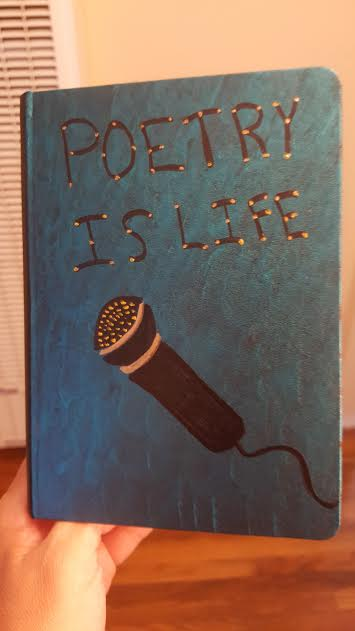 Poetry Is Life J1