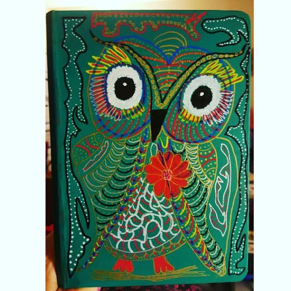 Owl Journal Pic